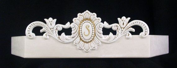 Bed Crown Countess style new by PrincessCanopyShop on Etsy, $125.00
