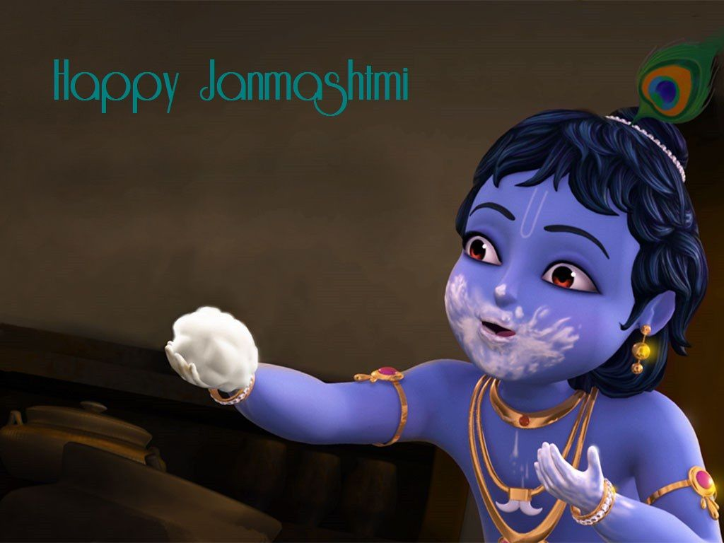 Hd Hd Desktop Wallpapers Of Janmashtami Happy Janmashtami Wishes