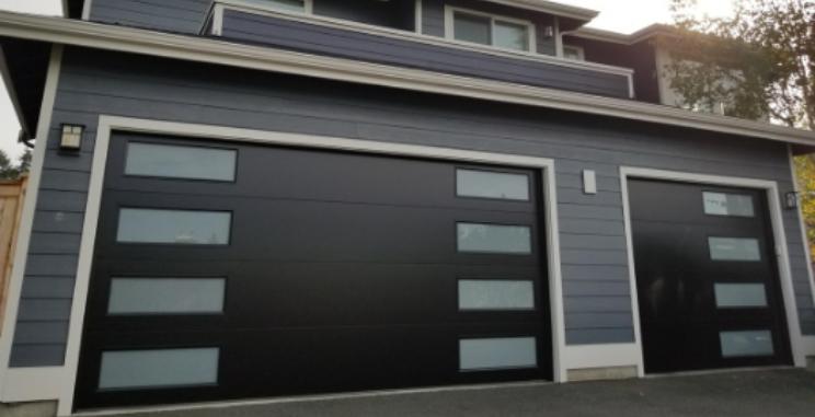 5 Popular Garage Door Styles This Year And Next Contemporary Garage Doors Garage Door Styles Contemporary Garage