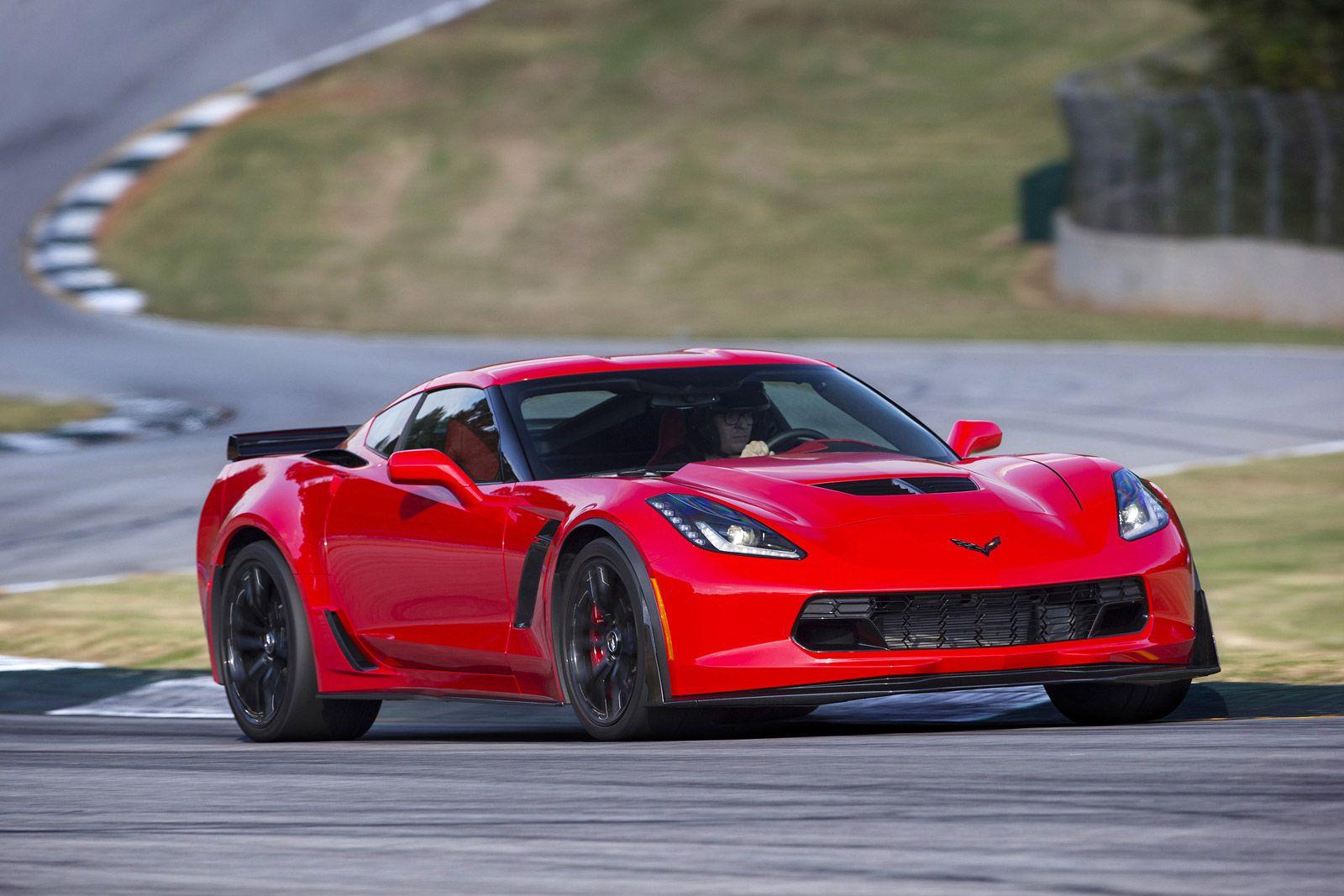 2017 Corvette Stingray Quarter Mile Run