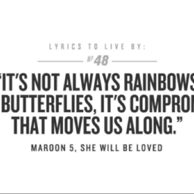 I love it when a great band comes up with a great quote!
