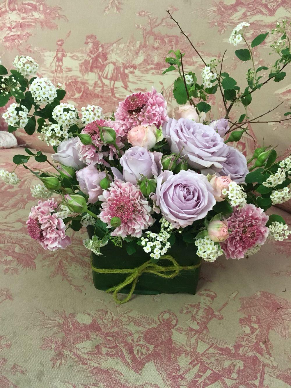 Centrotavola shabby chic allestimento matrimonio fiori for Allestimento giardino matrimonio