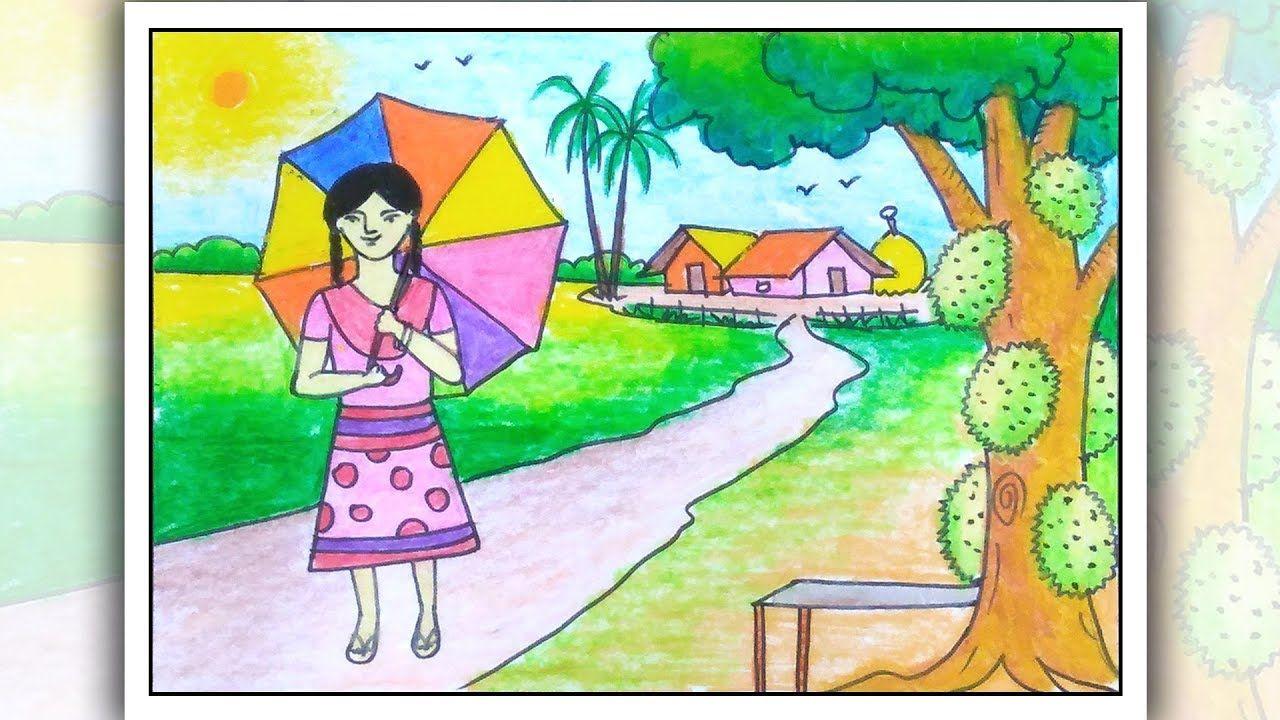 b2ebd99e9088336a483e8801c918bec7 » Summer Season Drawing