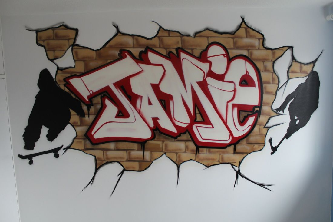 Image Result For Graffiti Names On Walls