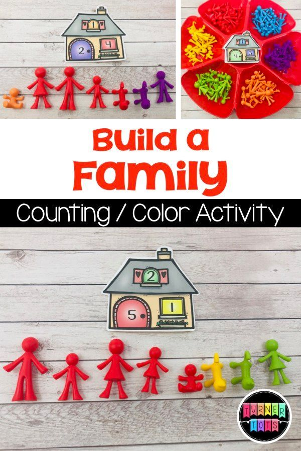 Build a Family Counting Center