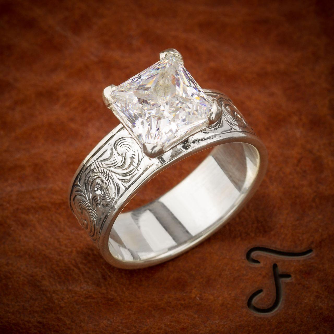 R20 Western wedding rings, Engagement rings, Wedding rings