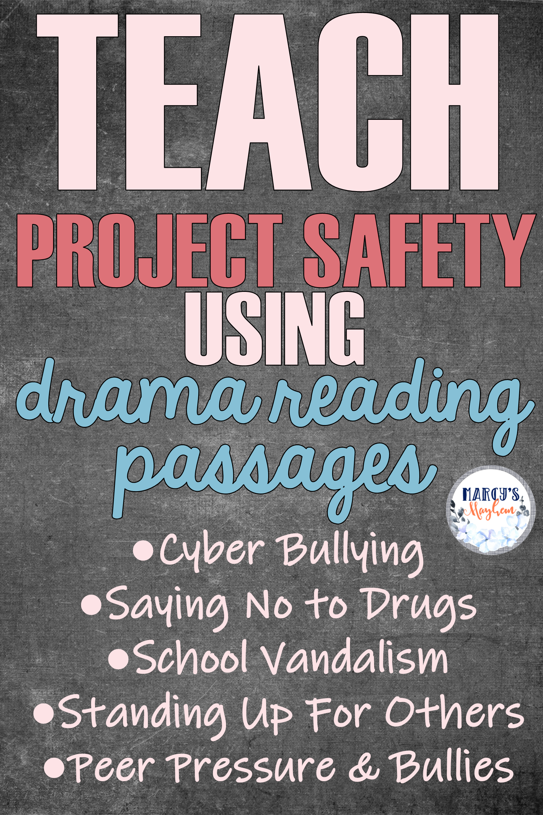 Dramatic Play Reading Comprehension Passages Project