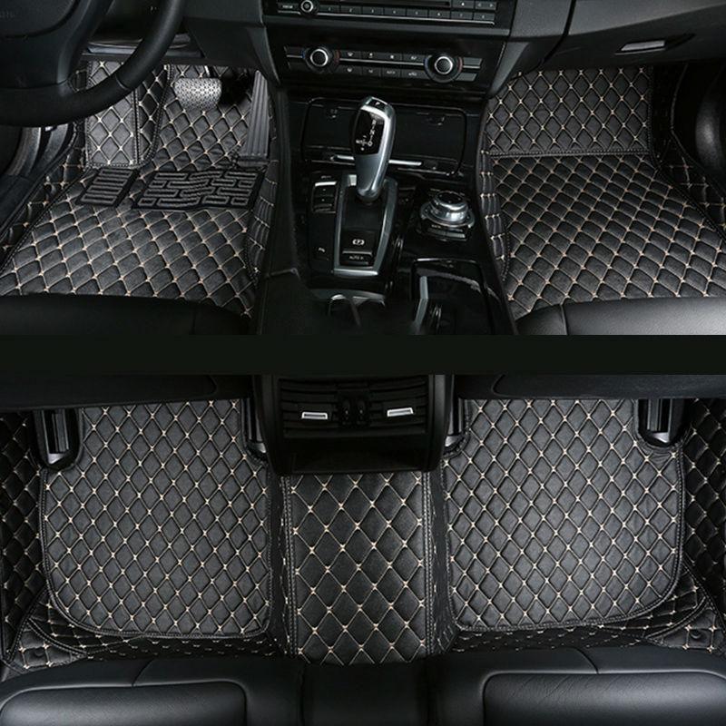 Car floor mat for bmw 1 2 3 4 5 6 7 series X1 X3 X5 X6