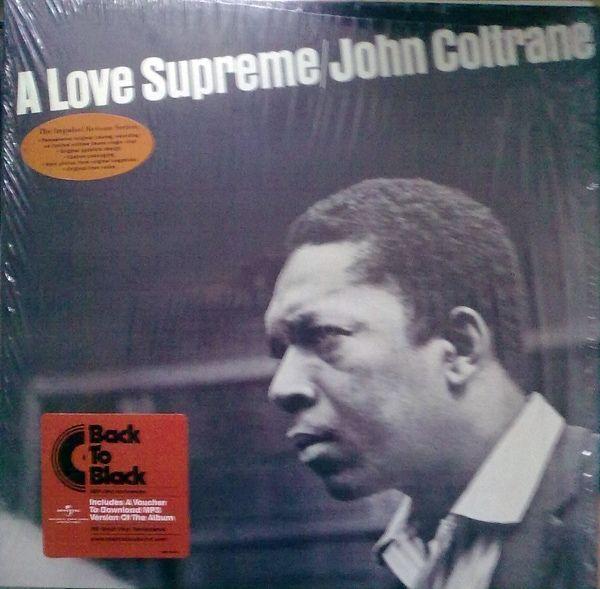 John Coltrane A Love Supreme Buy Lp Album Ltd Re Rm 180 At Discogs