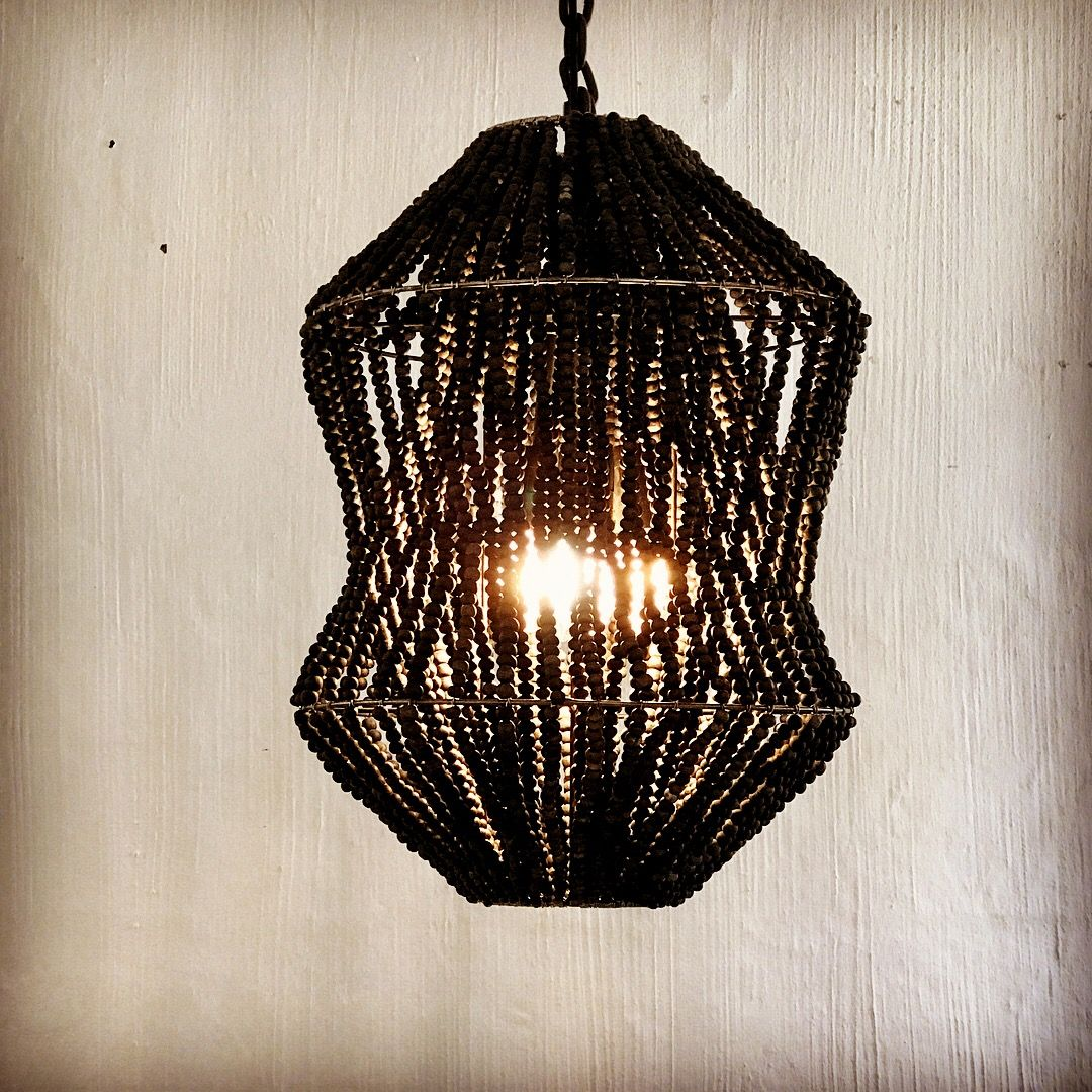 Hellooow our handmade clay bead chandelier a contemporary hellooow our handmade clay bead chandelier a contemporary symmetrical geometric arubaitofo Choice Image