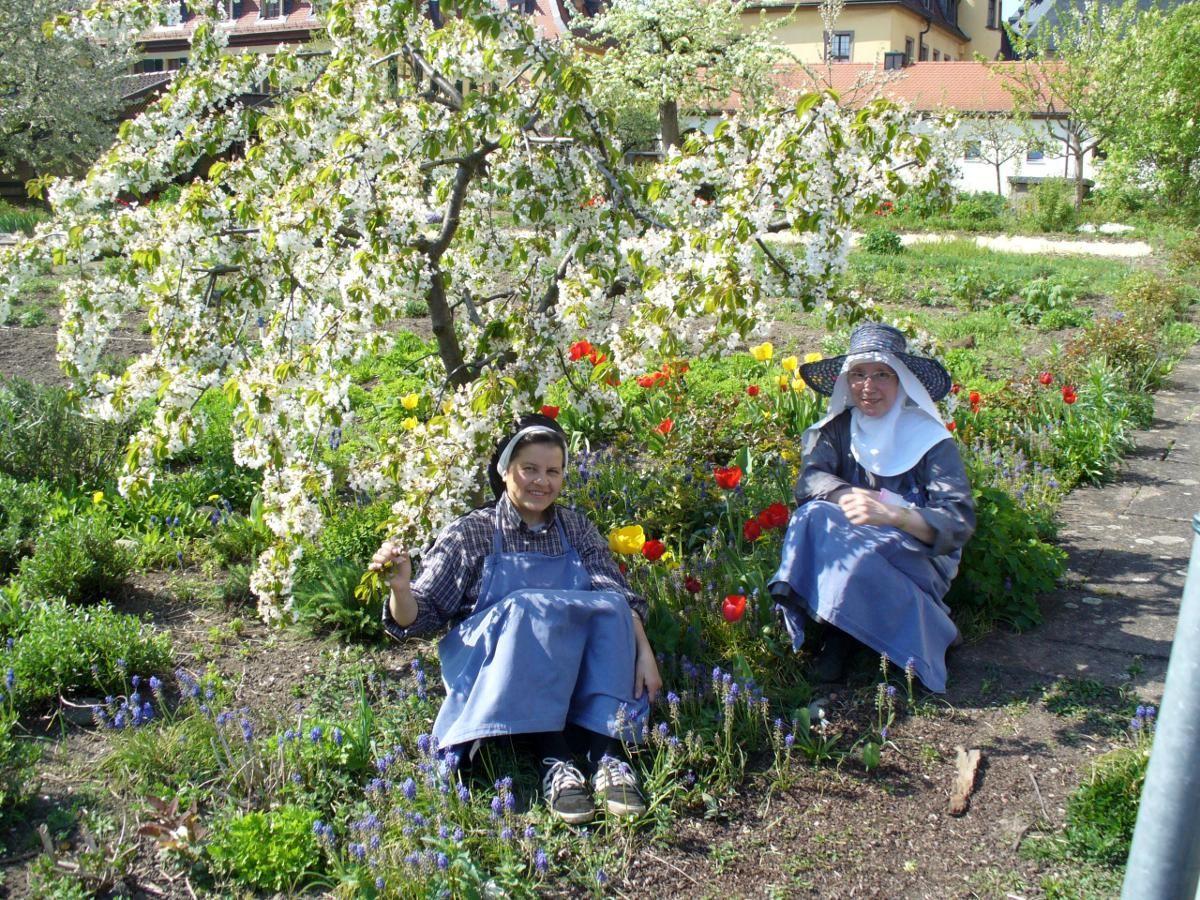 Garten Abtei Fulda Garten Kloster Gartenbau