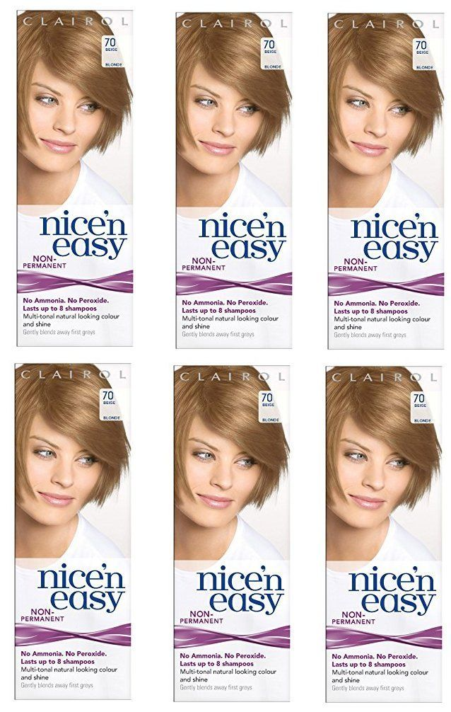 Clairol Nice N Easy Hair Color Hair Color