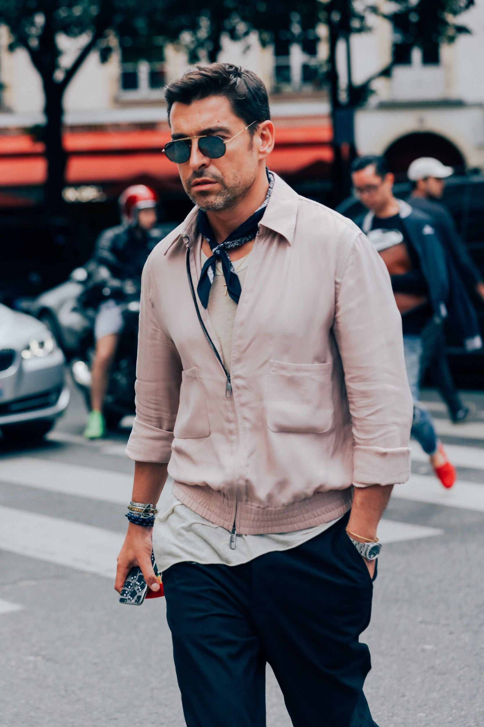 What To Wear Every Single Day In August Gq Fashion Weeks And Street Styles