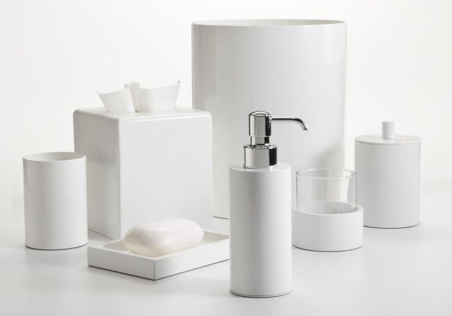 Silvio White Labrazel Luxury Bath Accessories With Images