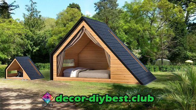 Garten Mikrohaus Design Design Fur Zuhause Kleine Hausideen