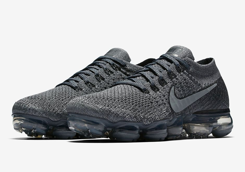 "new style 96fca 1dd31  sneakers  news NikeLab Is Bringing ""Cool Grey"" To The Vapormax"