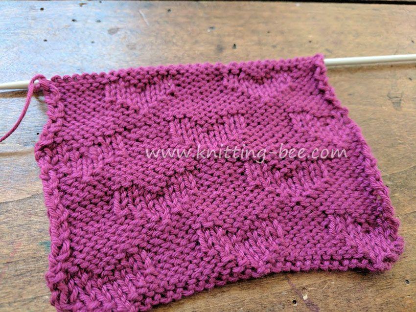 Sweet Hearts Free Knitting Stitch Knitting Stitches Sweet Hearts