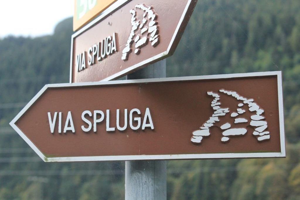 Wandelreis 6-daagse trektocht Via Spluga - Wandelingen - STAP Reizen