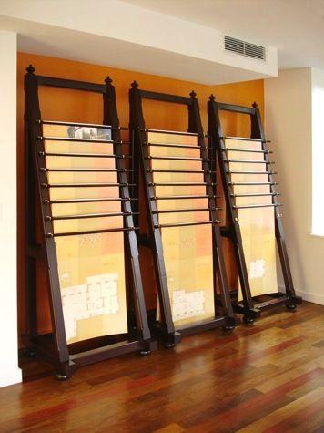 Blueprint rack (trying to make newspaper racks at the office) Jars - fresh blueprint furniture rental