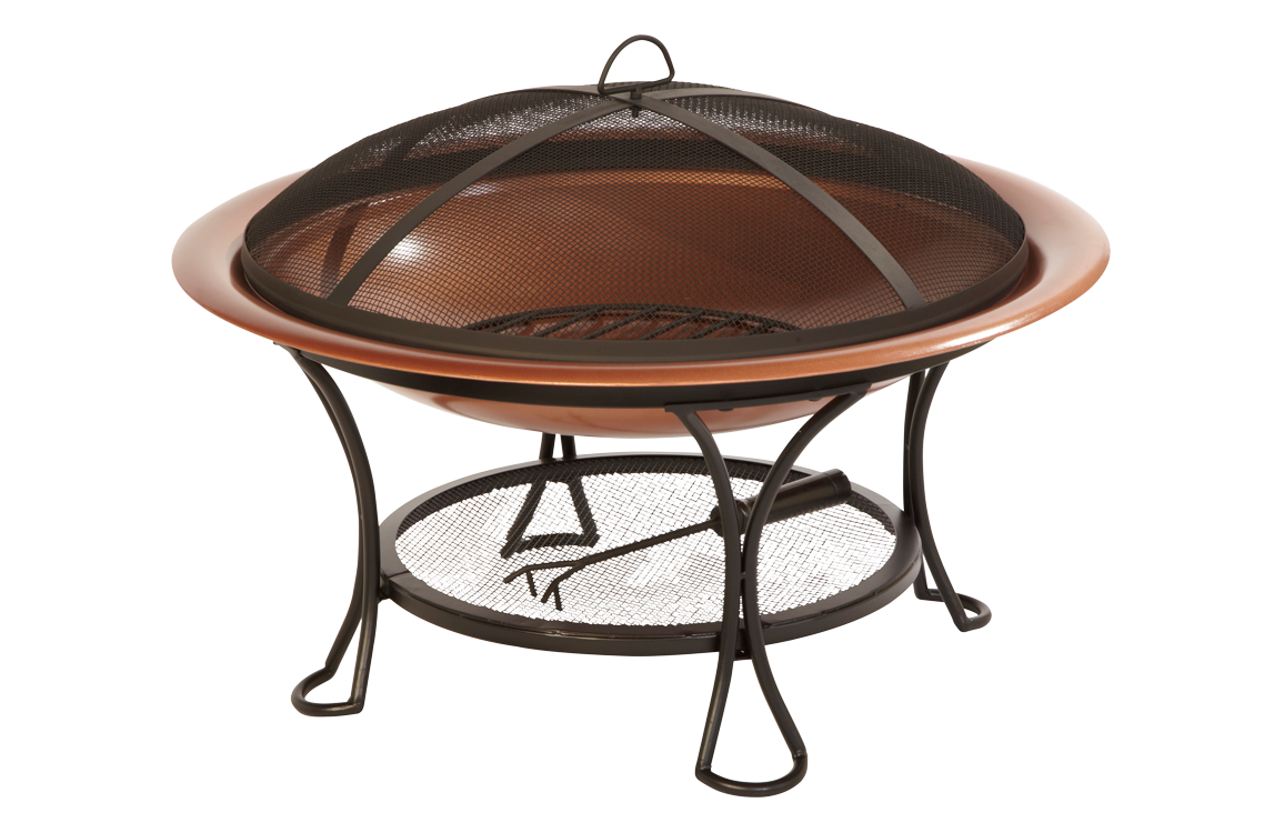 Barbeques Galore Products Coppertone Fire Pit Home