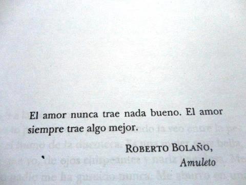 Disonancias Roberto Bolano Uno De Los Grandes Autores