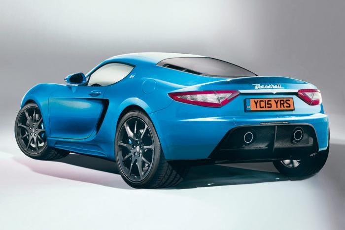 New Maserati Sports Car Due In LaFerrariBased Hypercar - Get in sports car