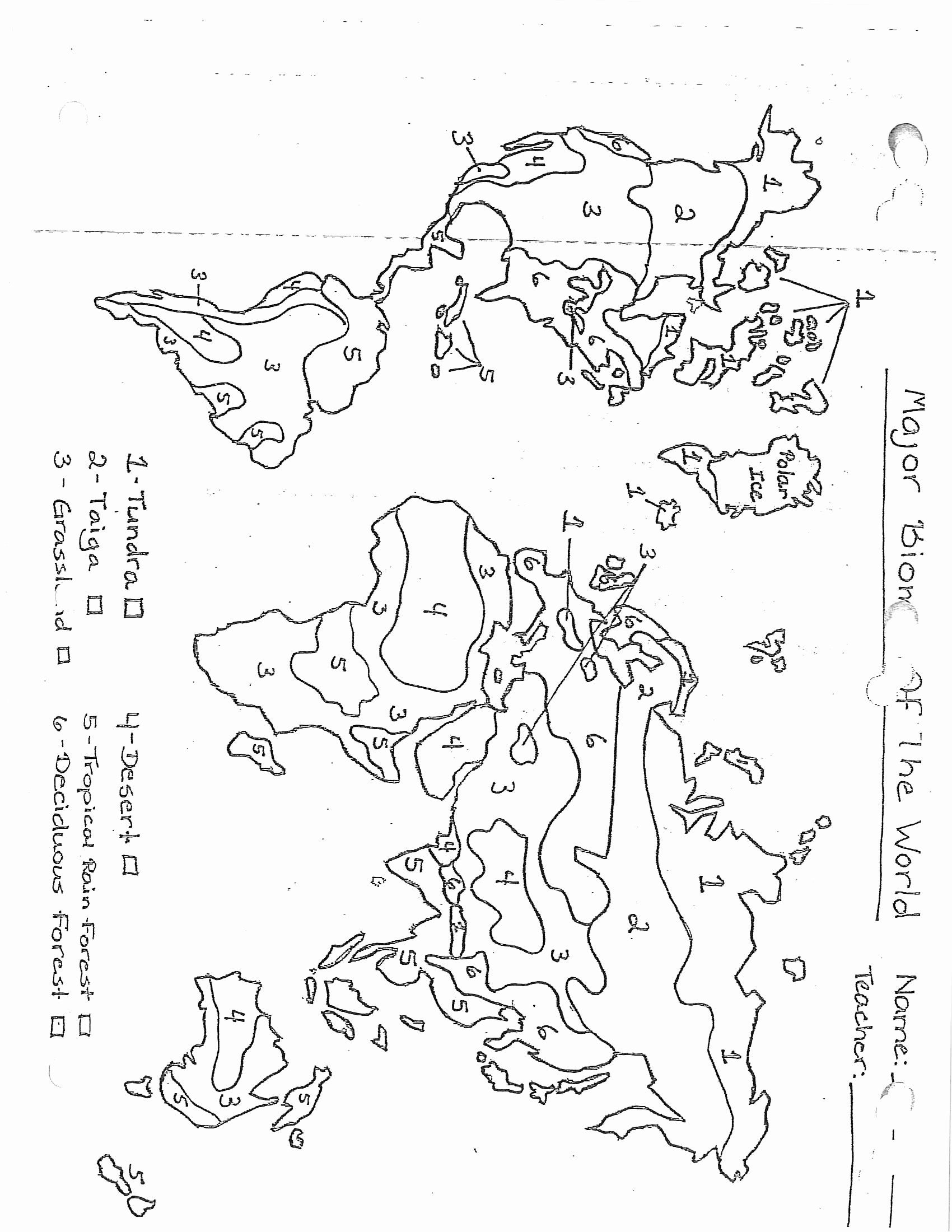 Map Worksheet 2nd Grade Fresh Jacobs Dawn Science Term Map