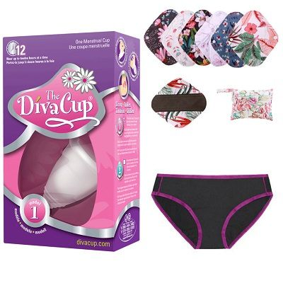 The Best Alternative Products for Your Period: DivaCup ...