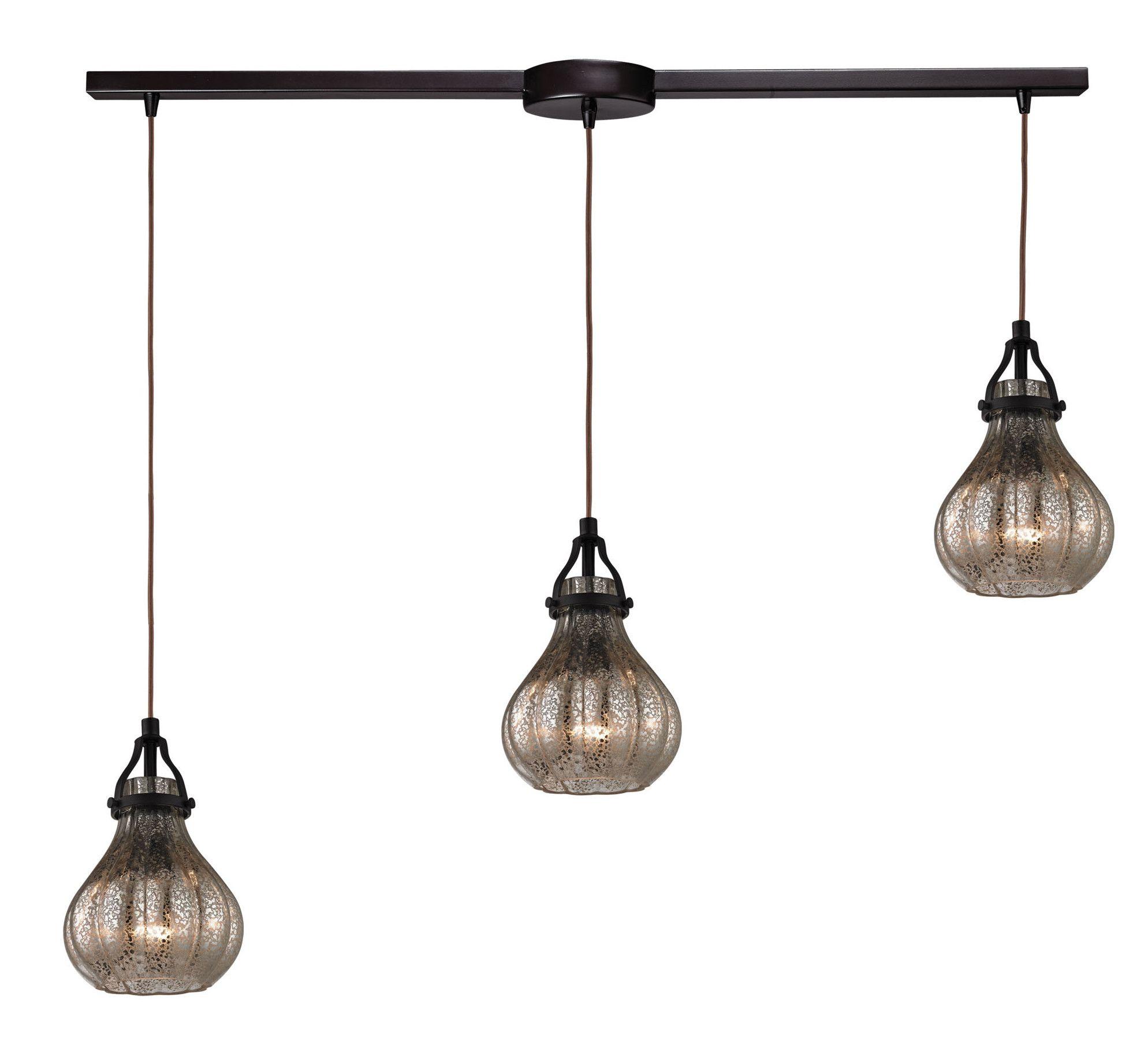 3 Light Pendant Island Kitchen Lighting Orofino 3 Light Kitchen Island Pendant Products Pinterest