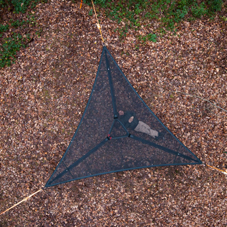 Trillium hammock blue fabric camping pinterest
