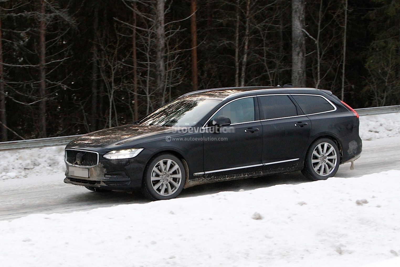 2021 Volvo V90 Specification New Model and Performance