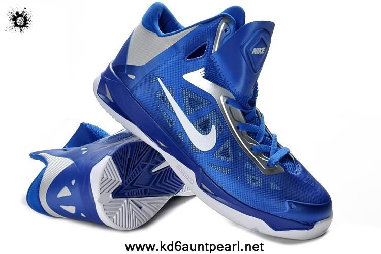 new product ae94e 1d25c ... Blue Black Nike Zoom Kobe Icon Zip-up  kobeprelude Shop -. Authentic  535272 400 Game Royal White Metallic Silver Nike Zoom Hyperchaos Mens