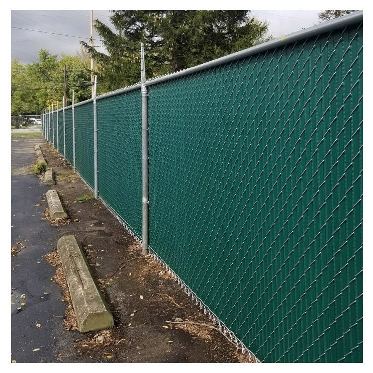 Chain Link Fence Slats Winged Style Fence Slats Chain Link