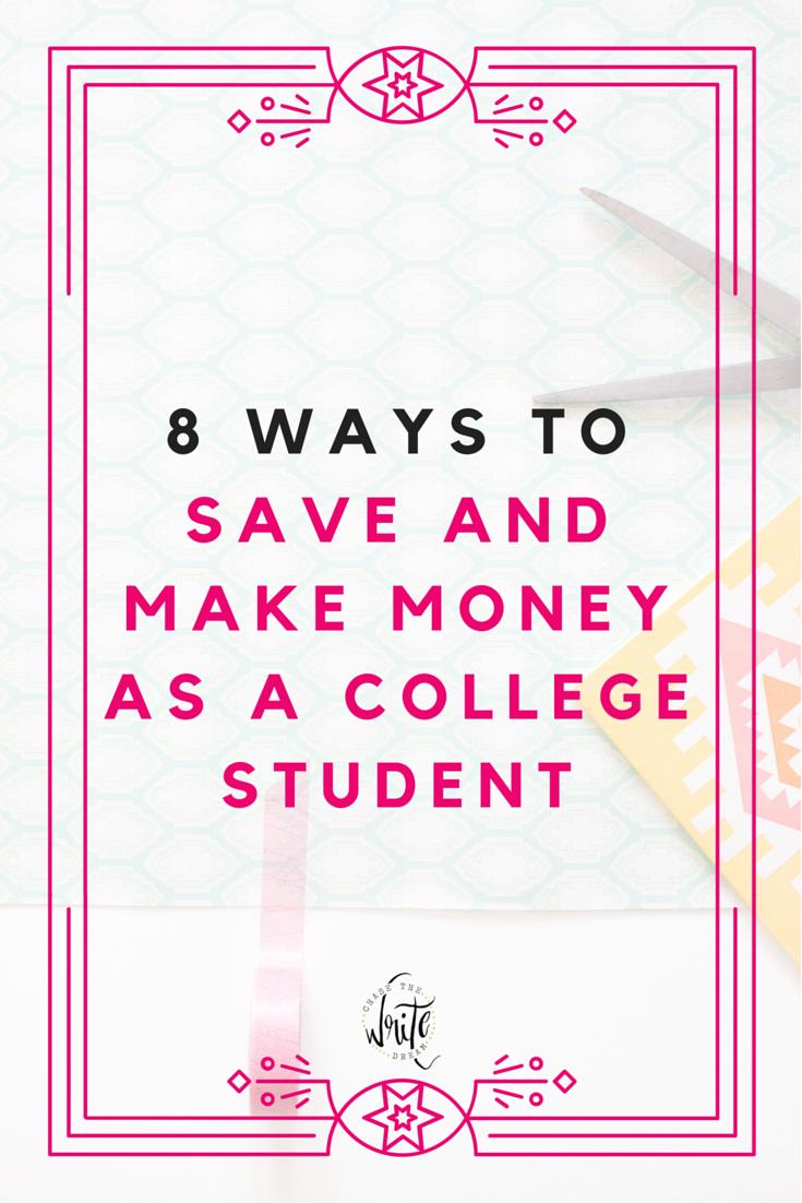 make money online college student