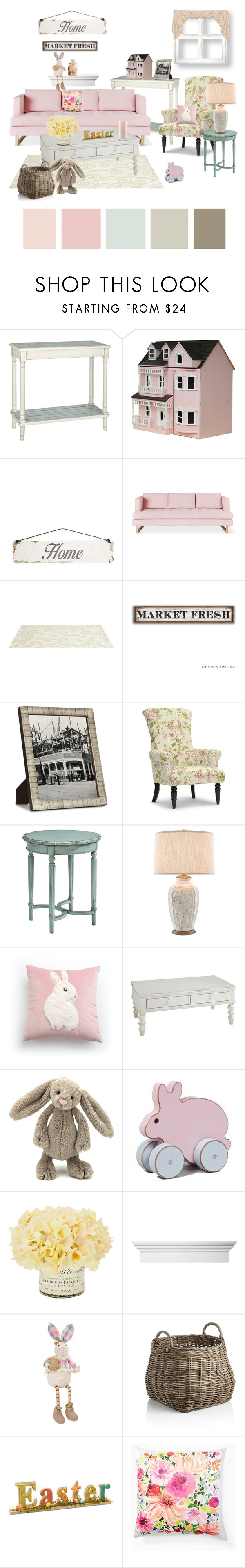 """Color Challenge: Pastels"" by kim-mcculley ❤ liked on Polyvore featuring interior, interiors, interior design, home, home decor, interior decorating, Streets Ahead, Poncho & Goldstein, Gus* Modern and Somerset Bay"
