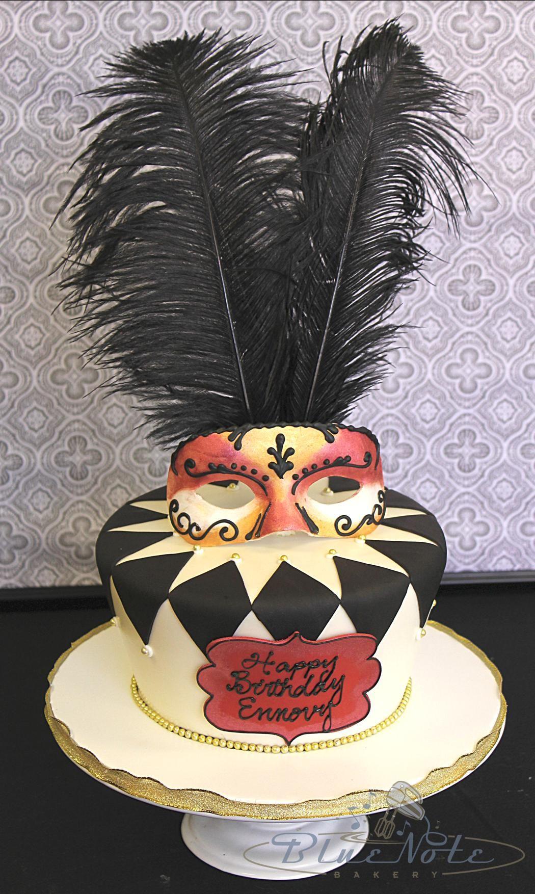 Masquerade Mask Birthday