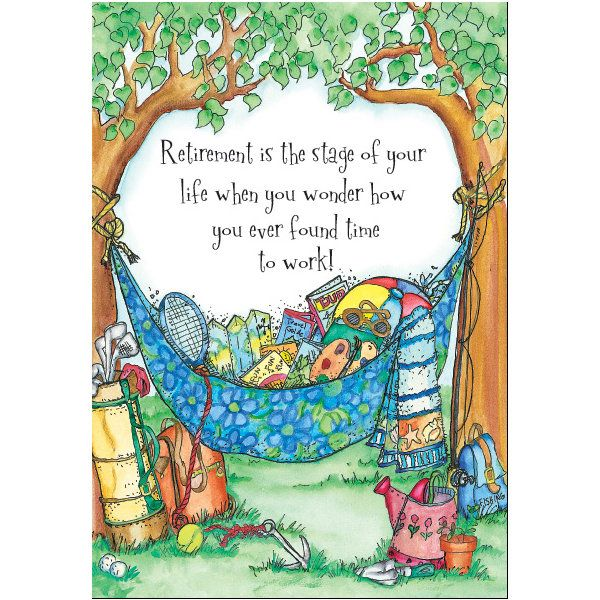 Image Detail For Happy Retirement Cards Free Shipping