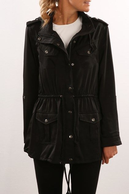 Meridith Jacket Black