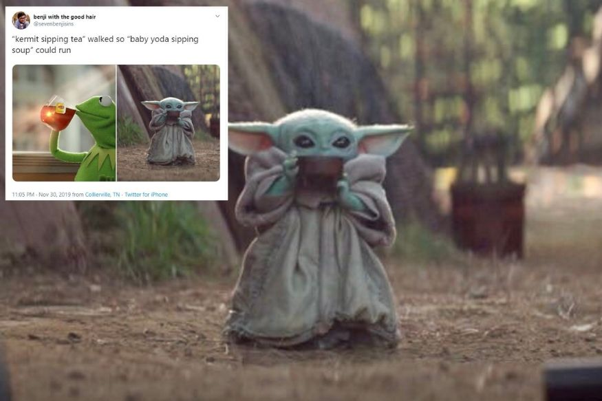 Pin By Scathingly Brilliant On Movies And Tv Yoda Meme Star Wars Film Yoda