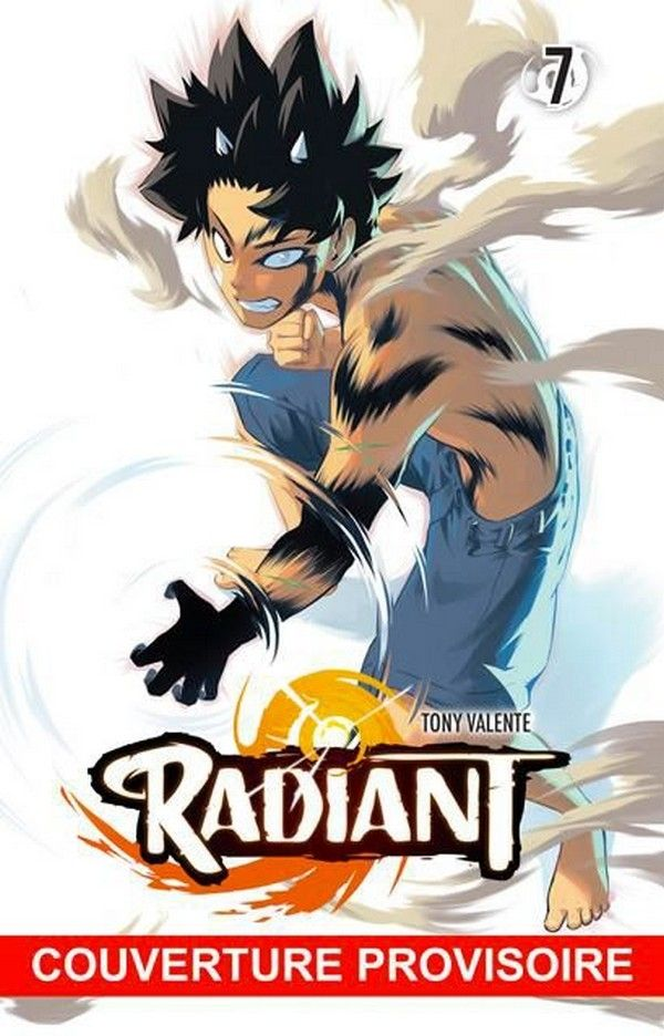 Radiant Tome 7 Vf In 2020 Anime Anime Art Character Art