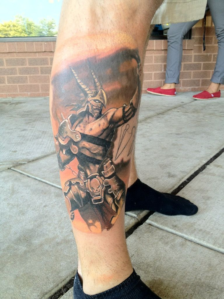 Lower leg guys traditional sleeve tattoos - It S A Greek Mythology Leg Sleeve This Is The First God Hades How Epic Is This