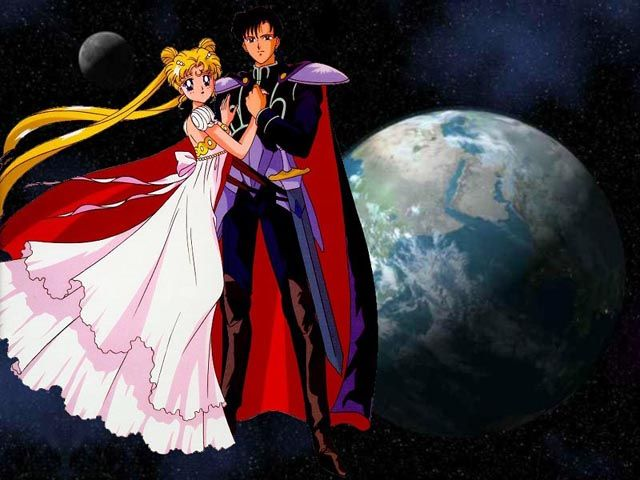 Sailor Moon :) Used to obsessed with that show when I was a kid.