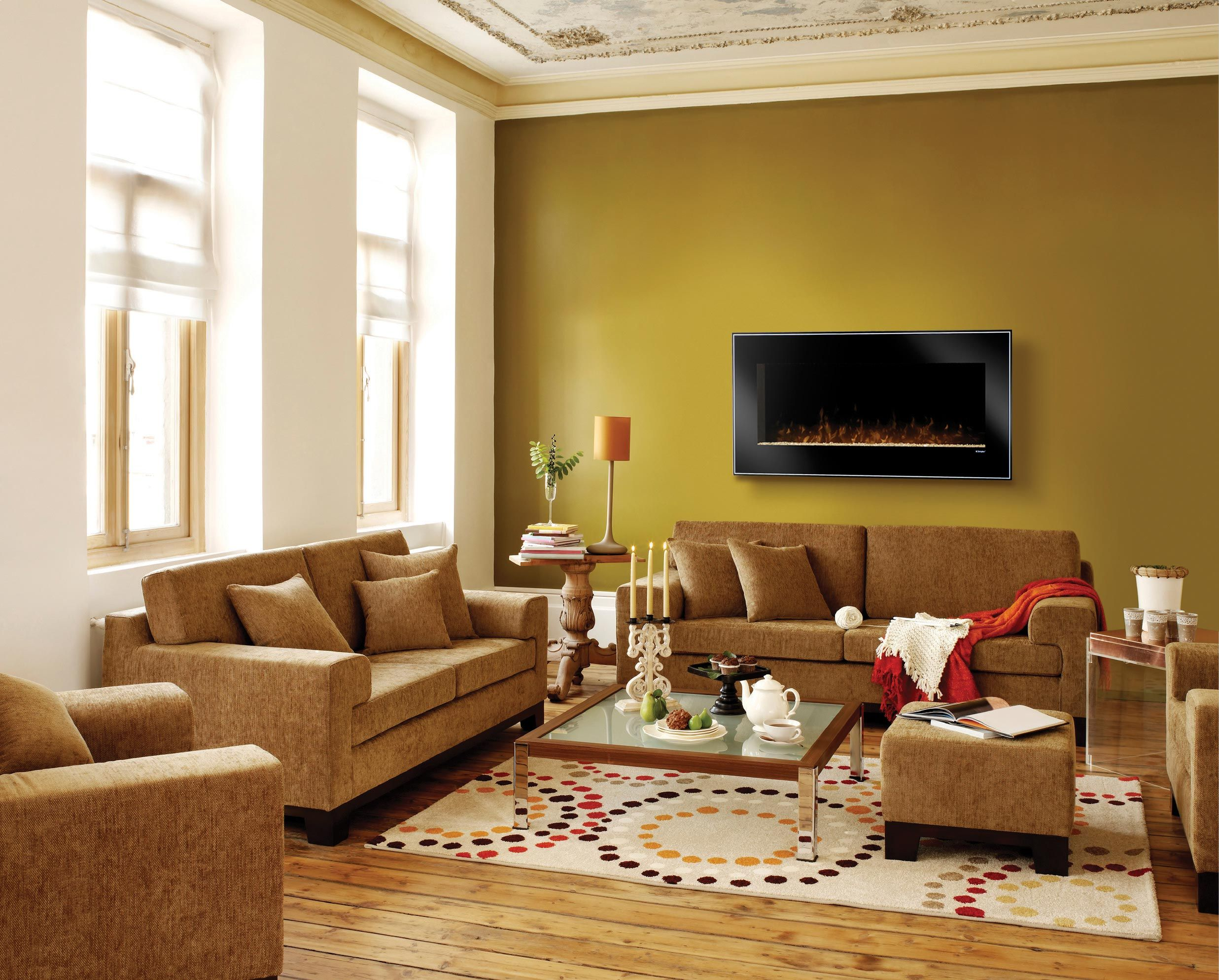Dimplex Dusk Wall Mount Electric Fireplace | Relax into home ...