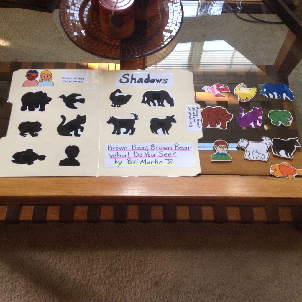 Brown Bear Craftivity