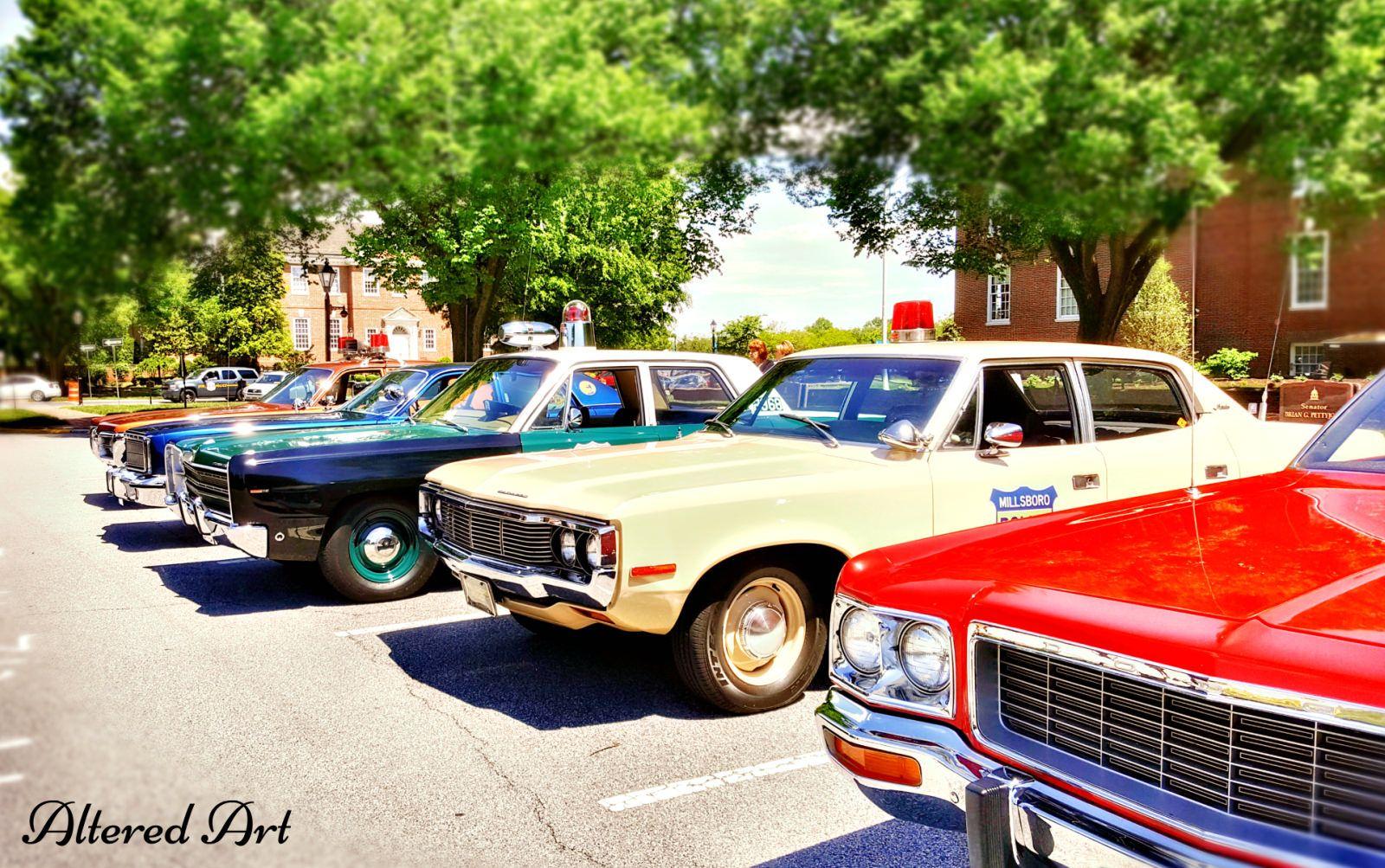Delaware Antique Police Car Association | Police cars, Police ...