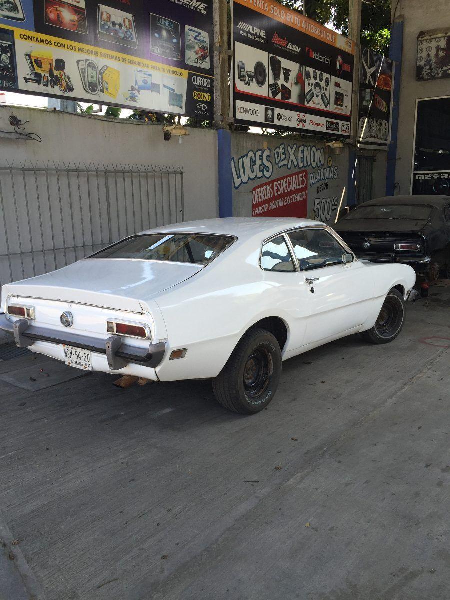 Ford Maverick 1975 4 Velocidades Motor 302 Ano 1975 000000 Km En Mercado Libre Ford Maverick Motores Ford
