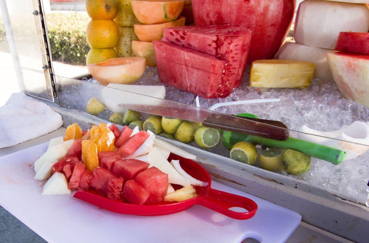 The Fruit Carts of Los Angeles LA Weekly Fruit, Spring