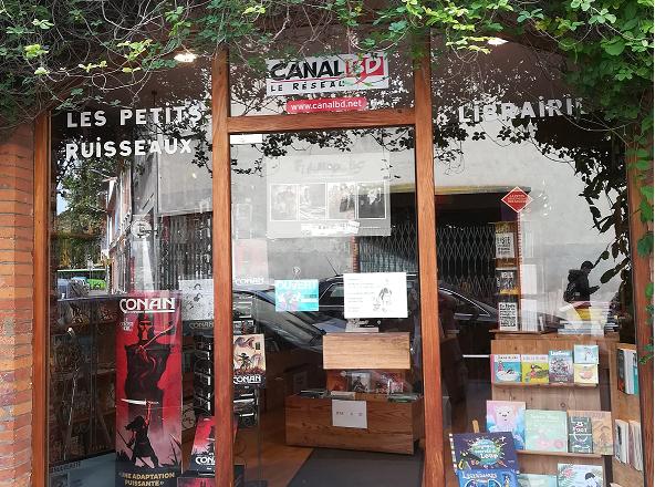 Librairie Saint Cyprien Toulouse Recherche Google Avec Images Toulouse Cyprien Ruisseau