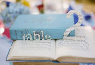The Bridal Countdown: Bookworm Wedding, Part 1: Library Themed!