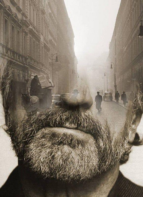 Мистический портрет от фотографа Антонио Мора (Antonio ...